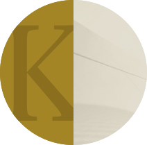 Featured page icon letter k hover state